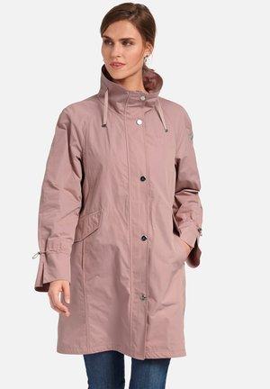 Classic coat - rosa