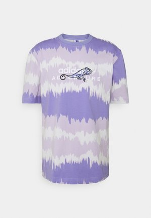 UNISEX - Print T-shirt - light purple