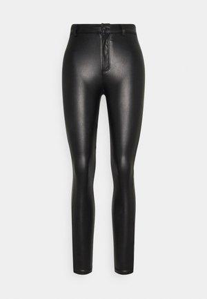 ONLBLUSH MARIA  - Trousers - black