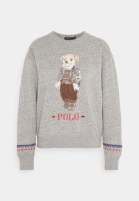 Polo Ralph Lauren - SEASONAL - Sweatshirt - dark vintage heat - 3