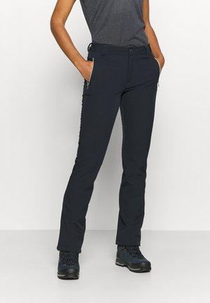 EROTTAJA - Pantaloni outdoor - dark blue
