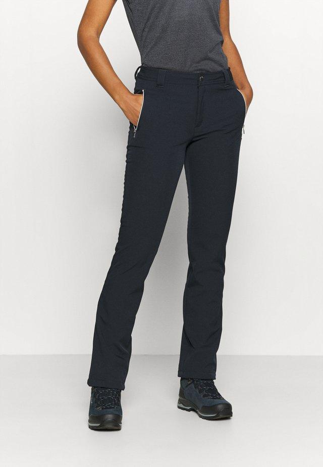 EROTTAJA - Outdoor trousers - dark blue