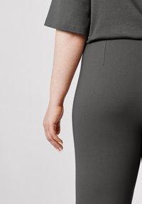 Atelier Strehlhof - Leggings - Trousers - grey - 2
