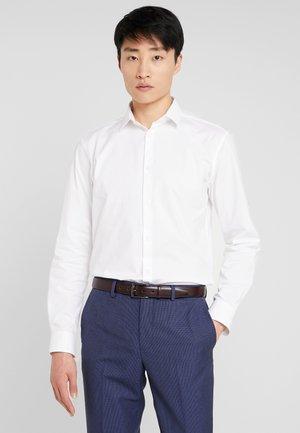 SLHSLIMBROOKLYN - Zakelijk overhemd - white