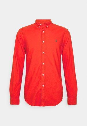OXFORD - Košile - orangey red
