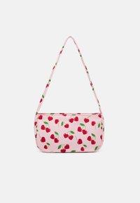 Fire & Glory - SHOULDER BAG - Handbag - candy pink/red - 0