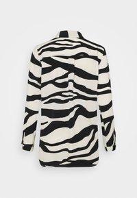 VILA PETITE - VIOMINA - Button-down blouse - black - 6