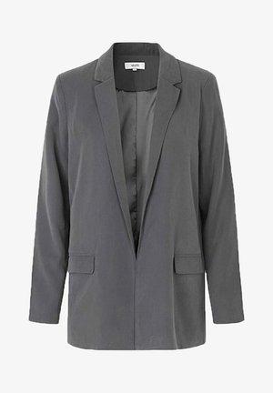 Short coat - iron grey