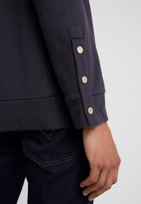 Versace Collection - FELPA CON RICAMO - Sweatshirt - blue - 6
