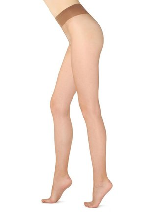 ULTRA TRANSPARENTE FEINSTRUMPFHOSE 8 DENIER - Tights - tan