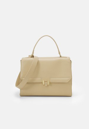 AUDREY - Laptop bag - oyster