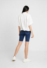 Weekday - HALL - Button-down blouse - white - 2