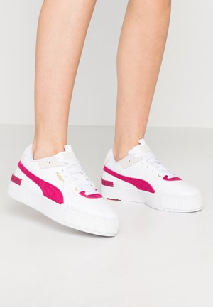 CALI SPORT HERITAGE  - Sneakers laag - white/cerise