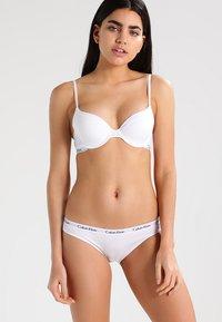 Calvin Klein Underwear - CAROUSEL - Slip - white - 1
