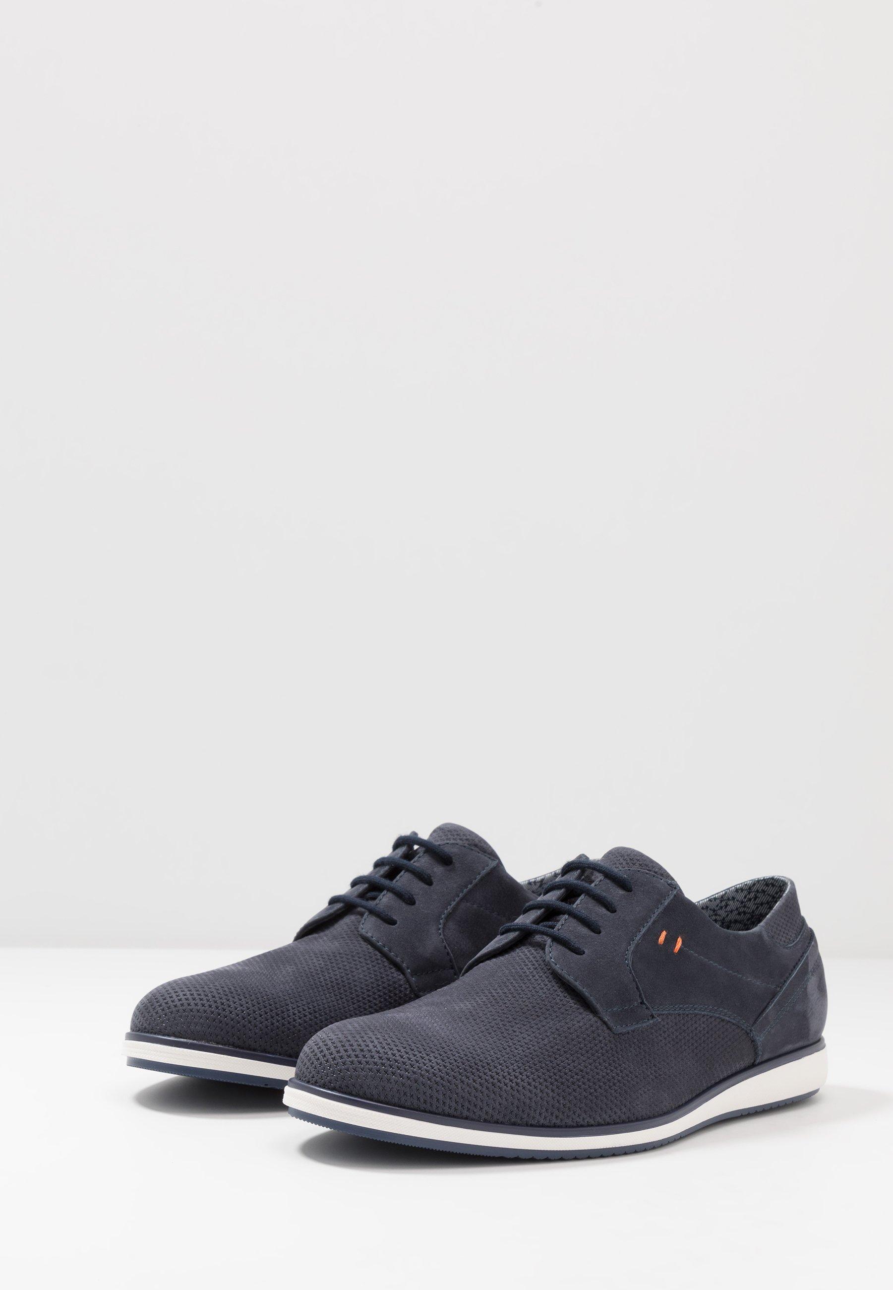 Limitado nuevo Pier One Zapatos con cordones - dark blue | Zapatillas de hombre 2020 8uesZ
