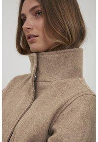 b.young - BYBELLA  - Light jacket - tannin melange - 4