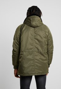 Redefined Rebel - Parka - dark olive - 2
