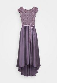 grau/violett