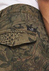 Mason's - Chino kalhoty - green - 4