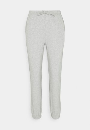 VIRUST PANT - Tracksuit bottoms - light grey melange