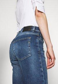 Dondup - PANTALONE MILA - Slim fit jeans - blue denim - 3