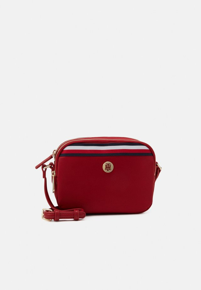 POPPY CROSSOVER CORP - Sac bandoulière - red