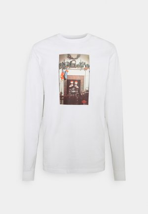CHIMNEY CREW - Long sleeved top - white