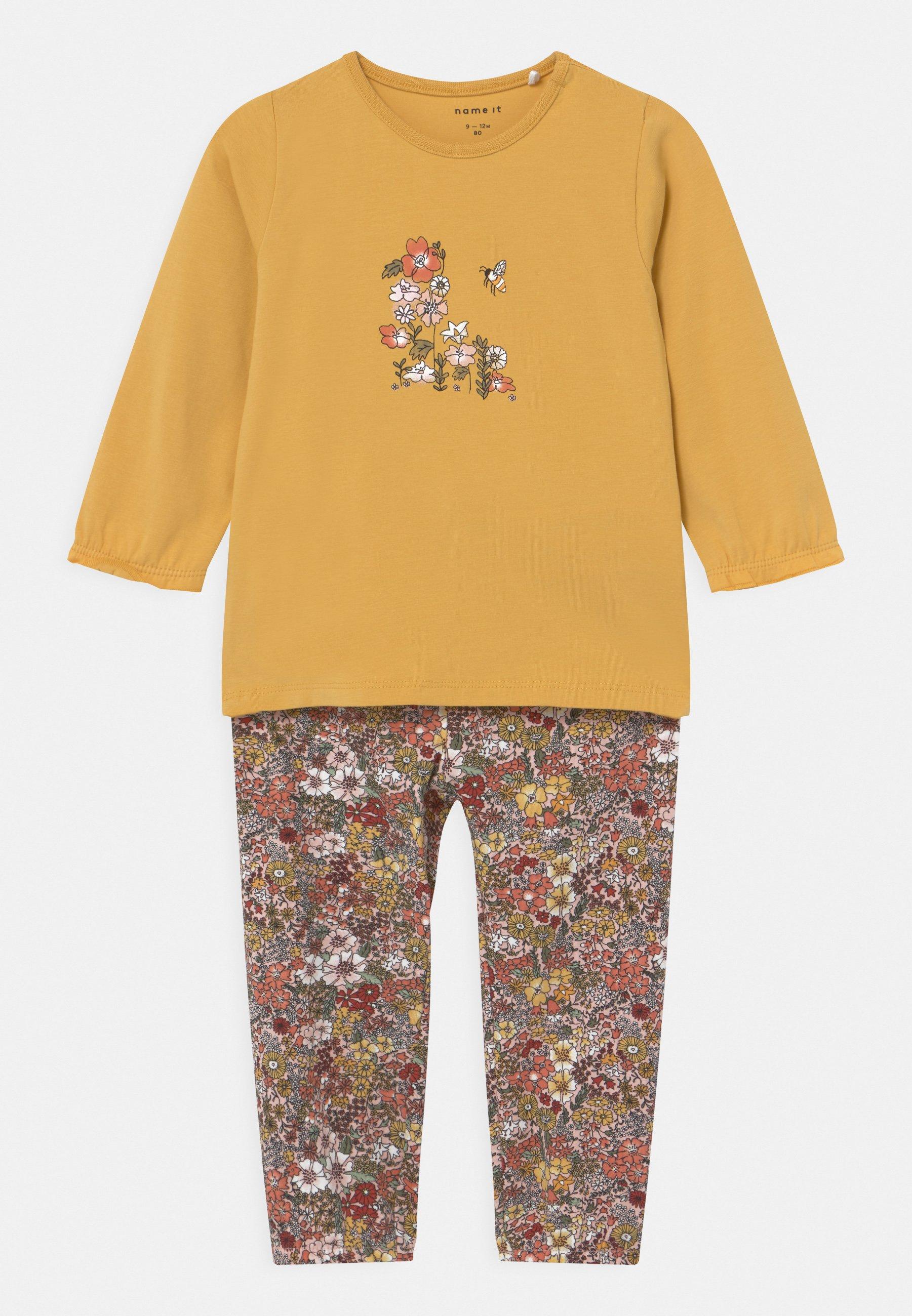 Kids NBFDINA SET - Trousers