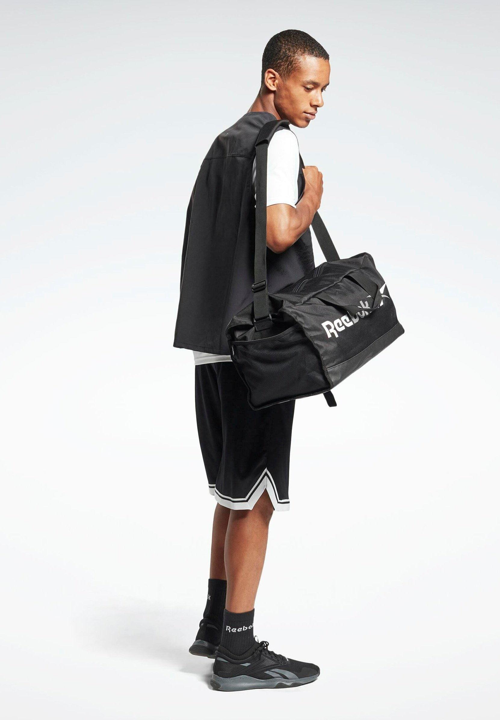 Women ESSENTIALS TRAINING GRIP DUFFEL - Sports bag