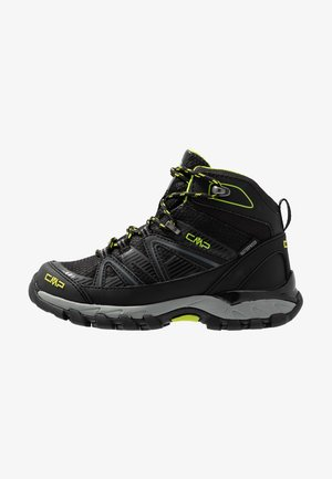 KIDS SHEDIR MID SHOES WP - Hiking shoes - nero