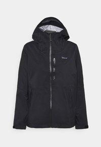 Patagonia - RAINSHADOW - Hardshell jacket - black - 0