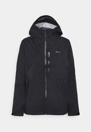 RAINSHADOW - Hardshell jacket - black