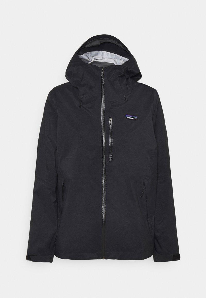 Patagonia - RAINSHADOW - Hardshell jacket - black