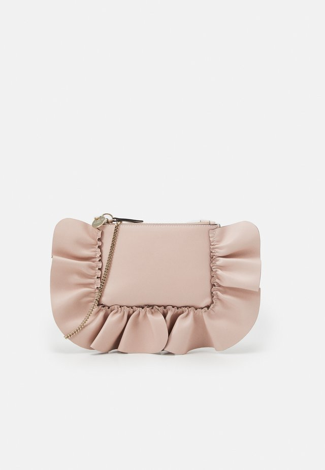 POUCH - Clutch - nude