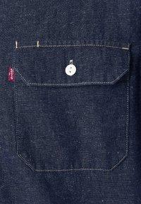 Levi's® - JACKSON WORKER - Vapaa-ajan kauluspaita - dark indigo - 5