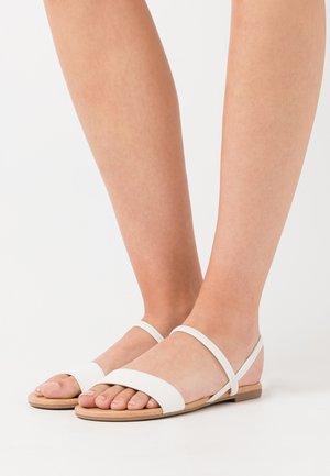 DANYLL - Sandaler - white