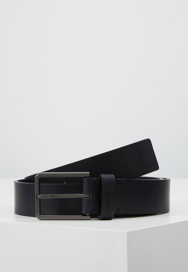 Calvin Klein - ESSENTIAL BELT - Pásek - blue
