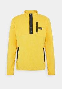 Quiksilver - NO DESTINATION - Fleece jumper - honey - 4