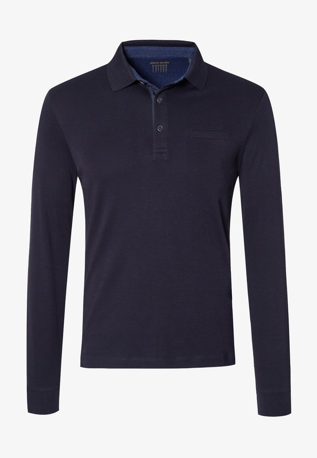 Polo shirt - dunkelblau