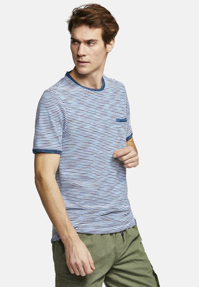 T-SHIRT RINGEL MARIO - T-shirt con stampa - combo b