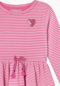 Staccato - KID - Jersey dress - soft pink - 3