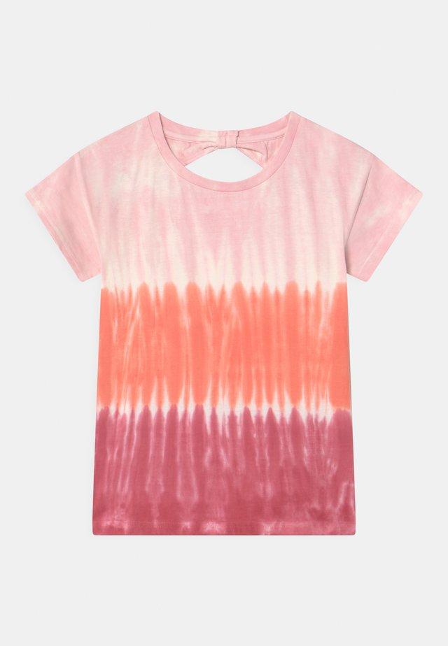 BATIK TEEN - T-shirt print - neon red