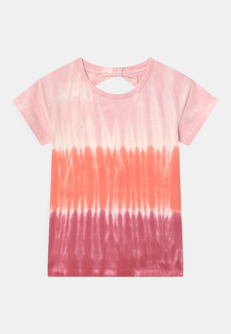 Staccato - BATIK TEEN - Print T-shirt - neon red