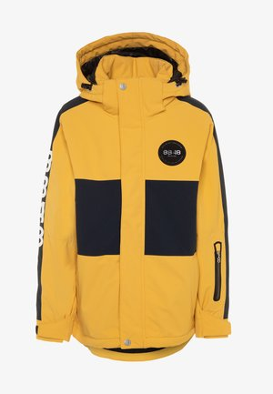 KINGSTON - Ski jacket - mustard