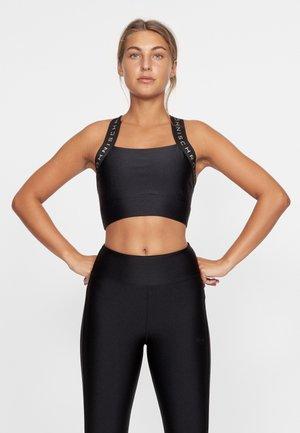 SHINY  - Sports bra - black