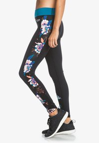 Roxy - SHAPE OF YOU - Leggings - true black vallay - 3