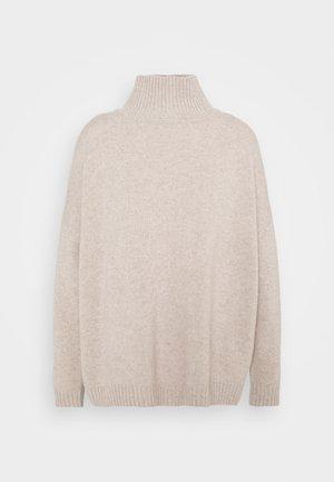 TONDO - Pullover - beige