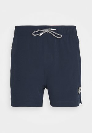 JJIMAUI JJSWIMSHORTS ZIP - Swimming shorts - navy