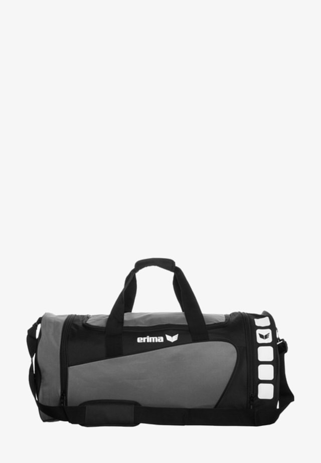 Weekend bag - grey/black