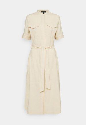 SELMA DRESS BLACK LABEL - Shirt dress - khaki